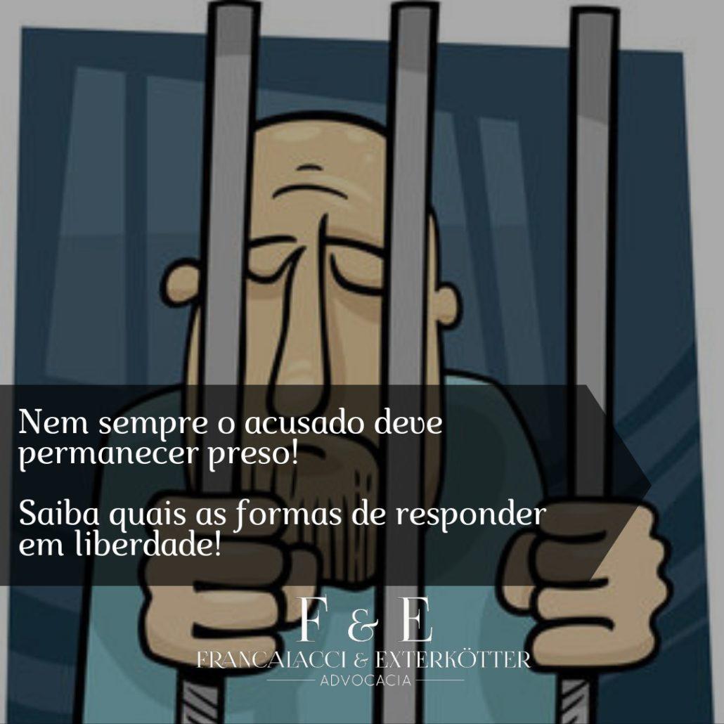 liberdade provisória prisão preventiva habeas corpus revogação da prisão